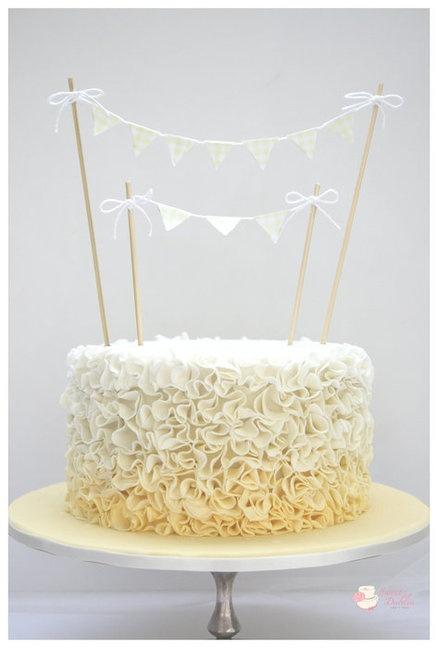 guirnalda tarta