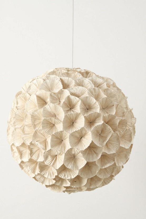 lampara moldes de magdalenas