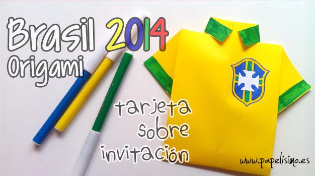 portada camiseta brasil