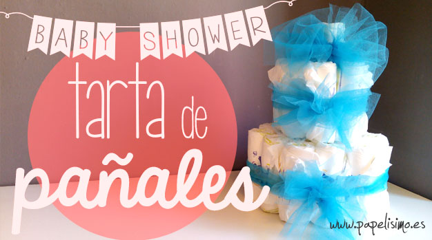 tarta-pañales-babyshower-video-diy