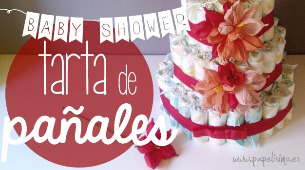 como hacer tarta de pañales con flores video youtube