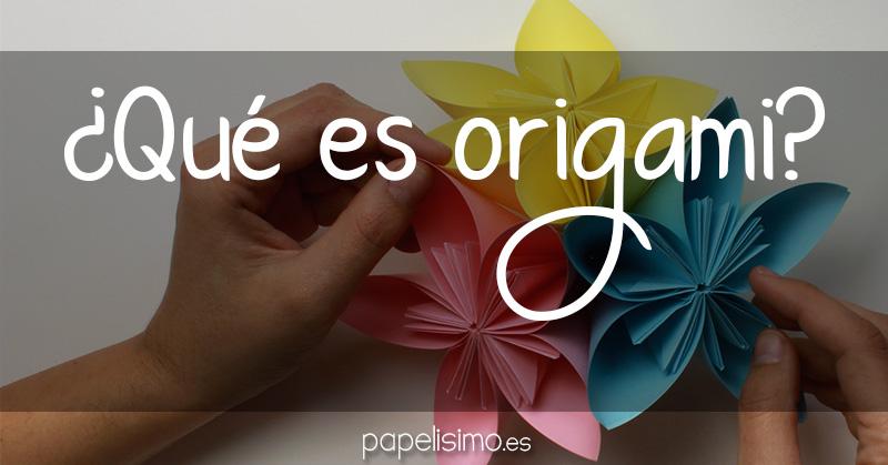 que-es-origami