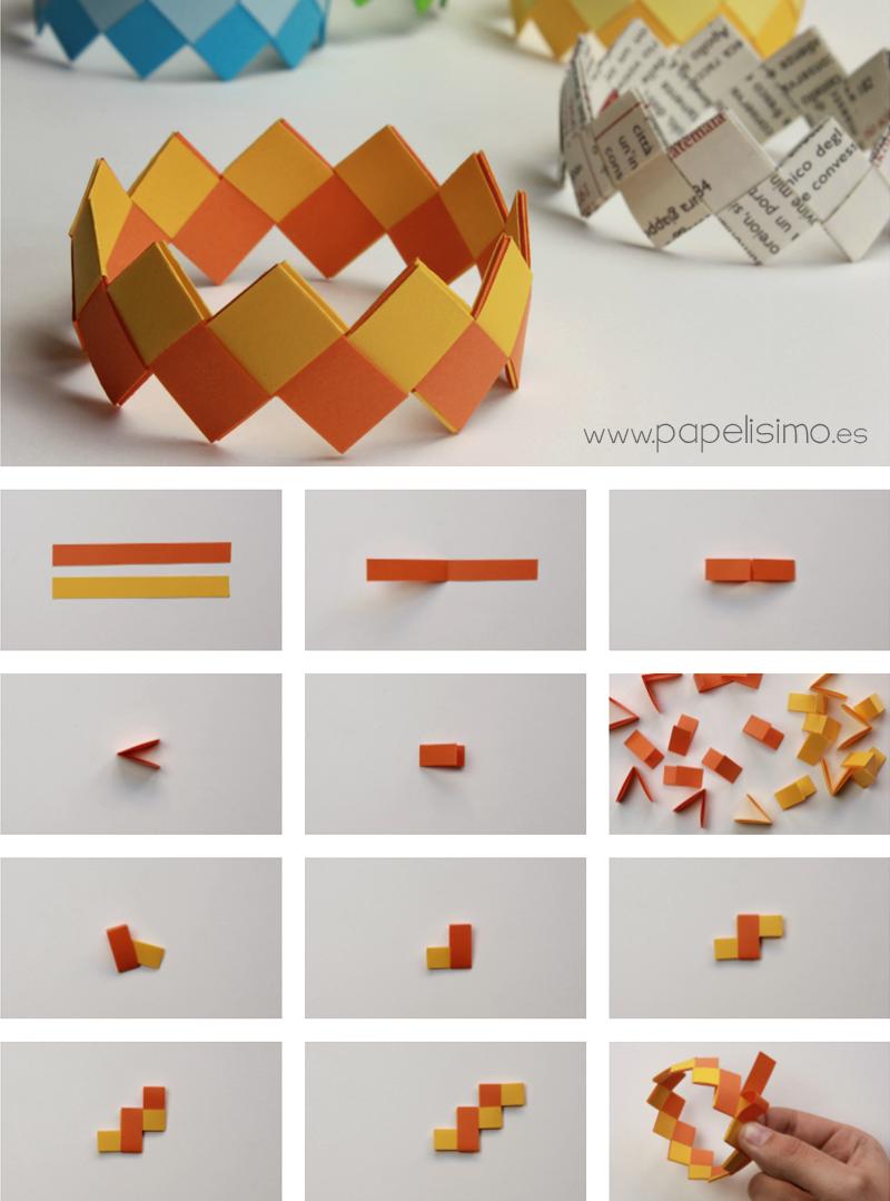 Manualidades con rollos de papel - Como hacer manualidades ...