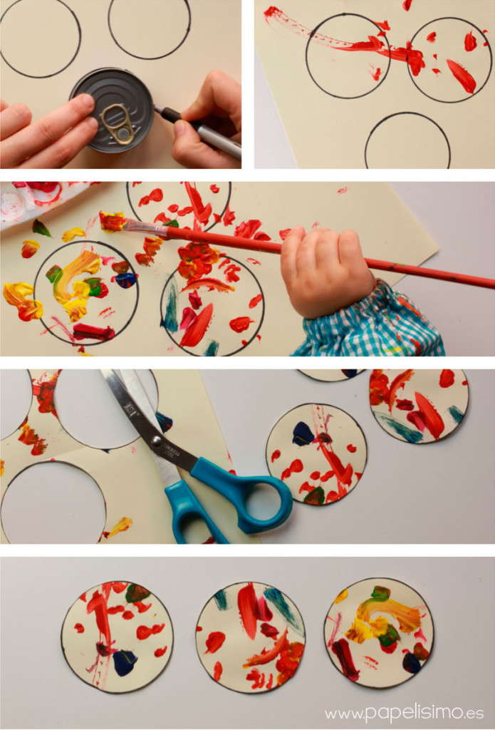 como-dibujar-circulos-de-tempera-con-ninos