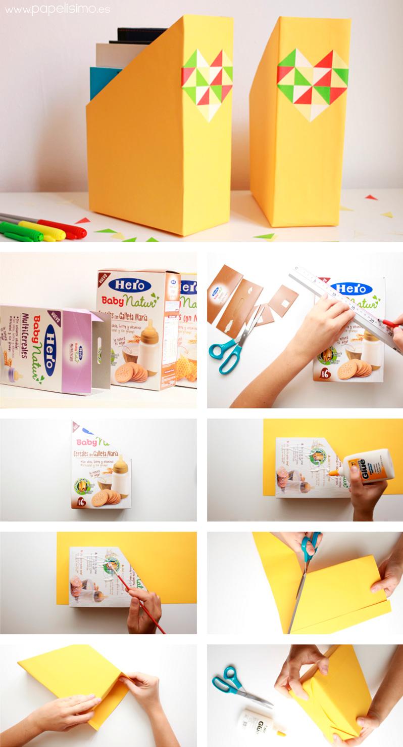 como-hacer-archivador-organizador-caja-de-cereales