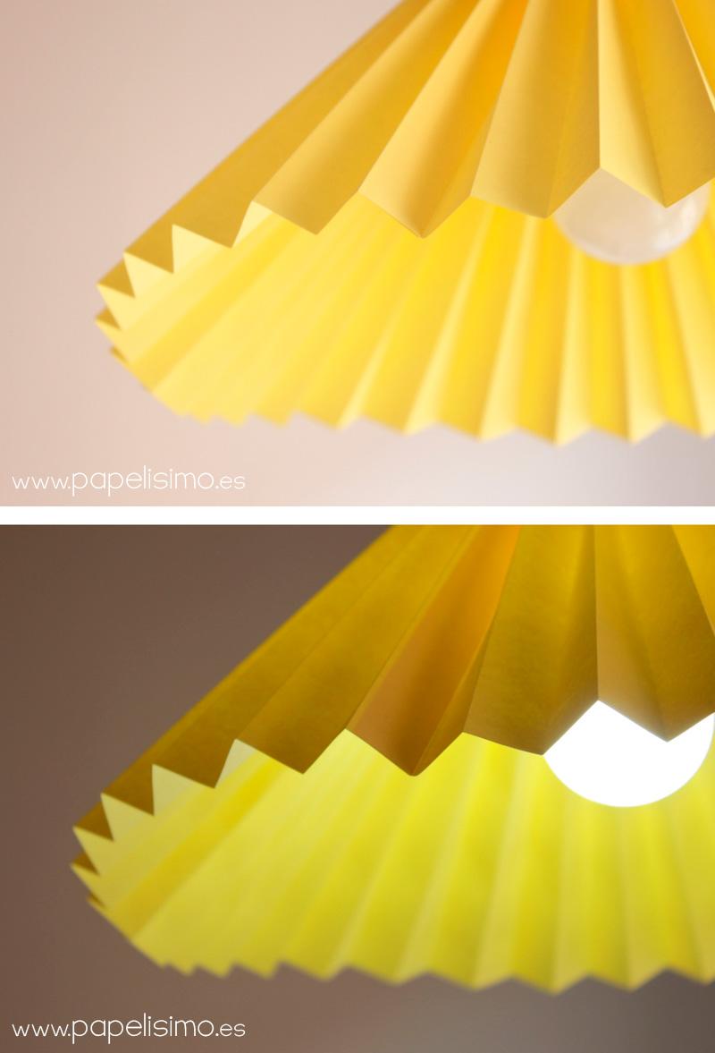 Pantalla-lampara-de-papel-Origami-Paper-lamp-Plantilla