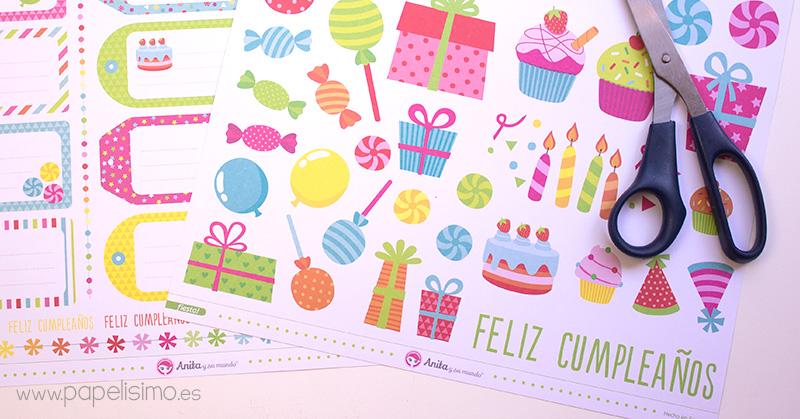 Recortables-papel-fiesta-Scrapbooking-party-paper