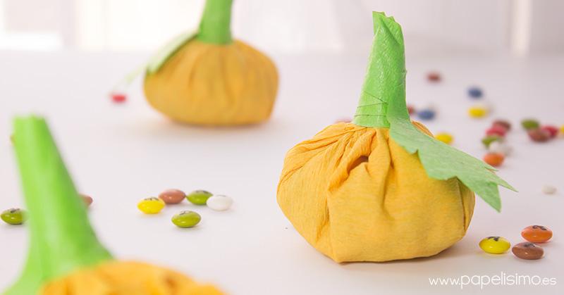 Calabaza-de-papel-rellena-de-caramelos-Halloween-4