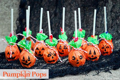 Chupa-chups-de-calabazas-de-Halloween