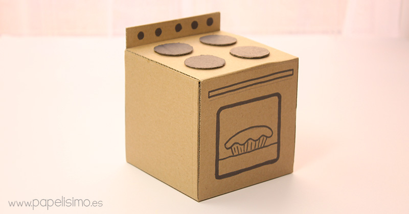 Cocina-de-carton-Cardboard-Kitchen-diy