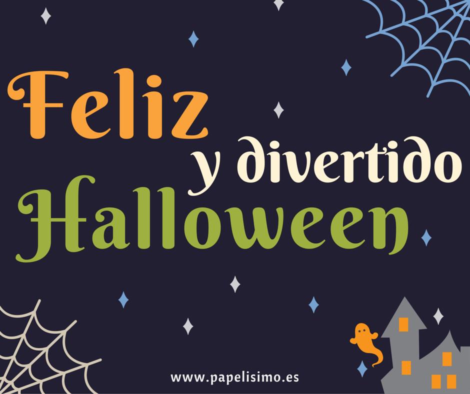 Feliz Halloween