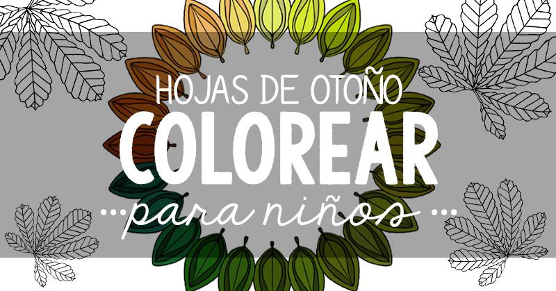 Hojas-de-otoño-para-colorear-para-niños