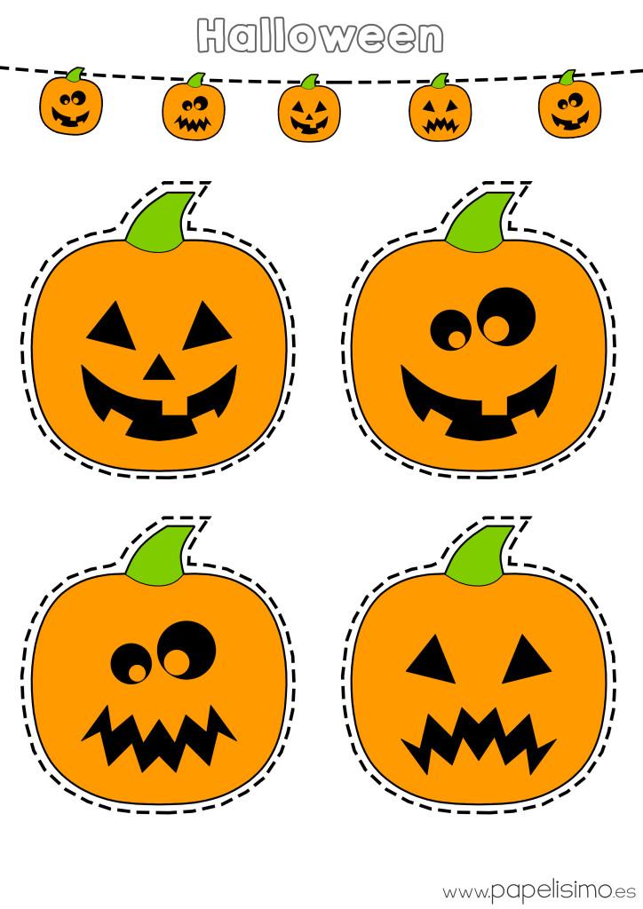 Plantilla-calabazas-coloreadas-para-recortar-guirnalda-Halloween