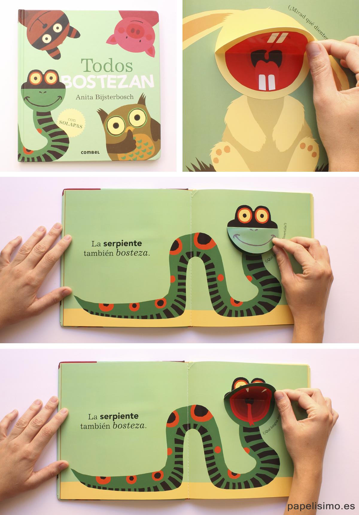 libros interactivos para ninos de 0 a 3 anos