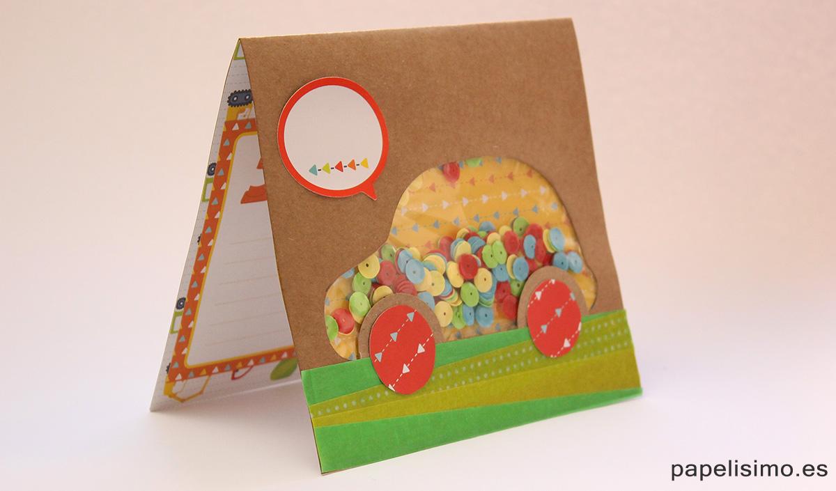 Manualidades con papel para regalar el d a del padre for Trabajos artesanales para hacer en casa