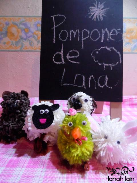 Como-hacer-animales-con-pompones-de-lana