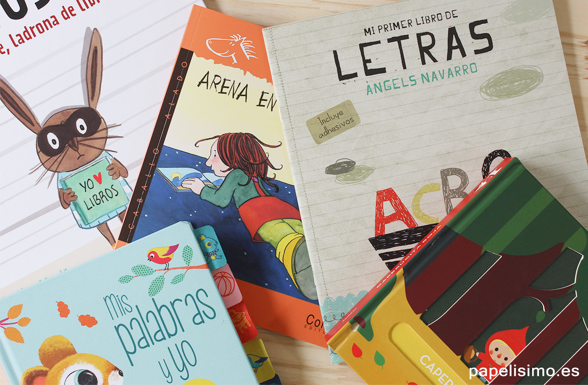 5 Libros Y Cuentos Infantiles Para Fomentar La Lectura