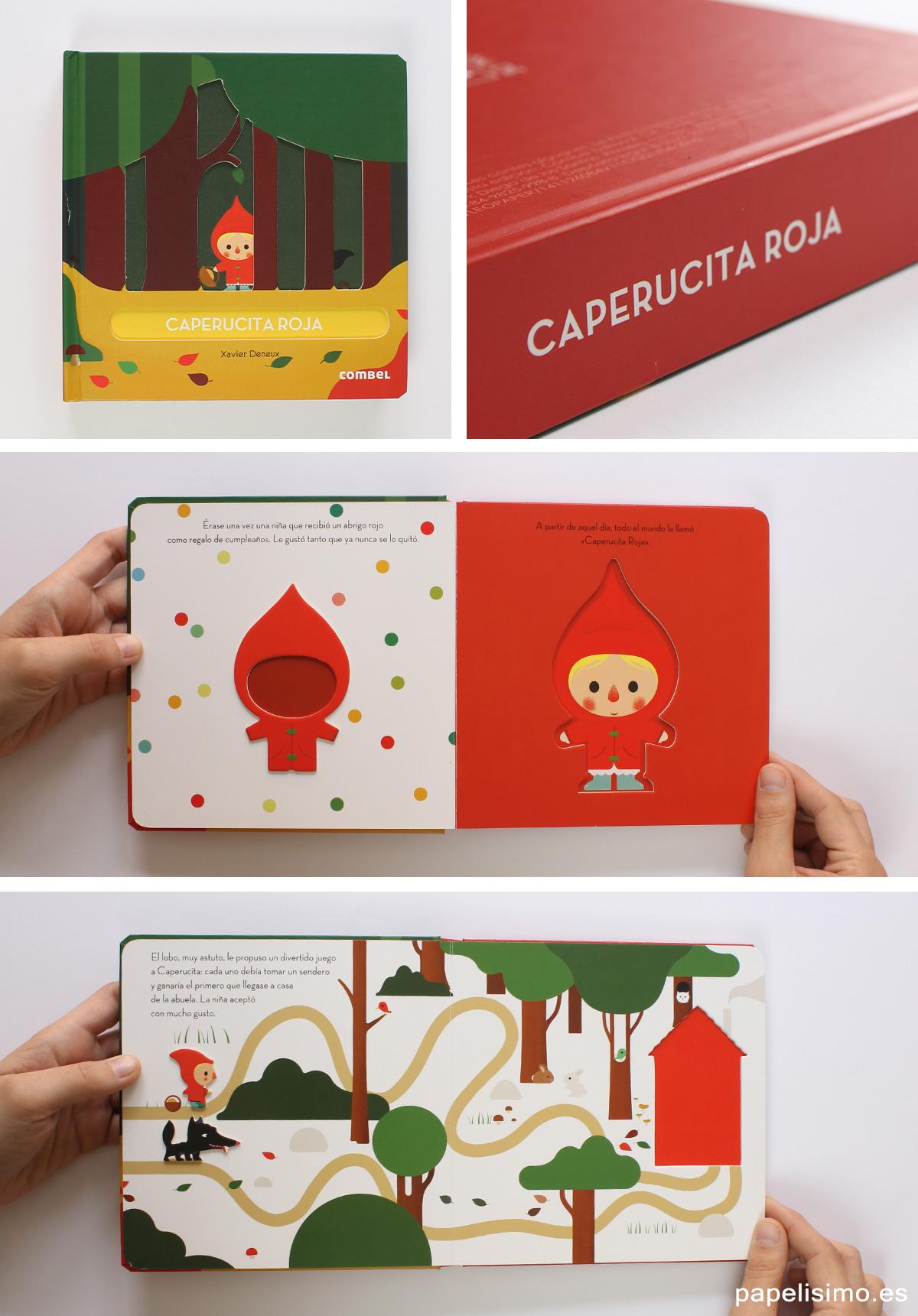 Libros-infantiles-para-fomentar-la-lectura-Caperucita-roja