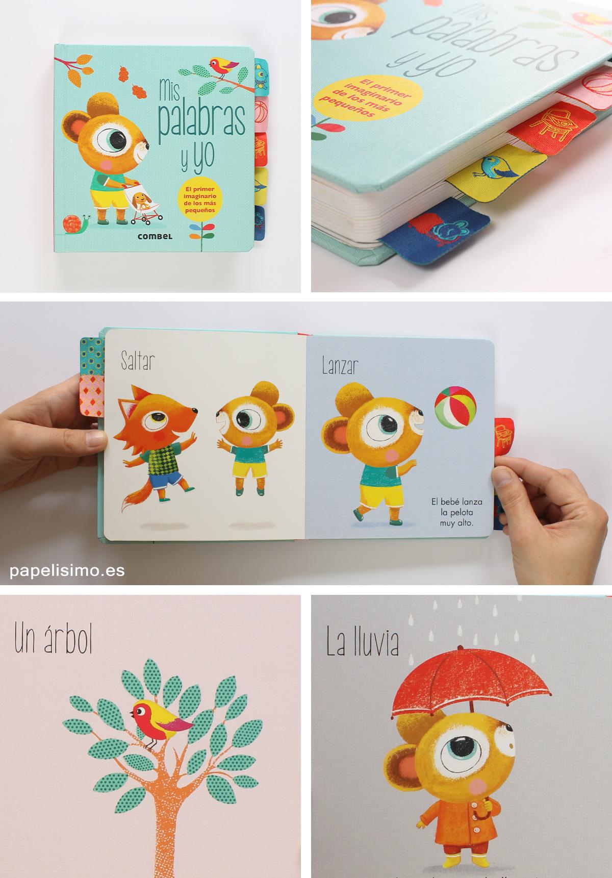 libros infantiles con solapas