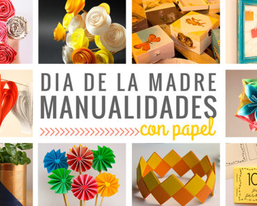 Manualidades-para-el-día-de-la-madre-hechas-con-papel