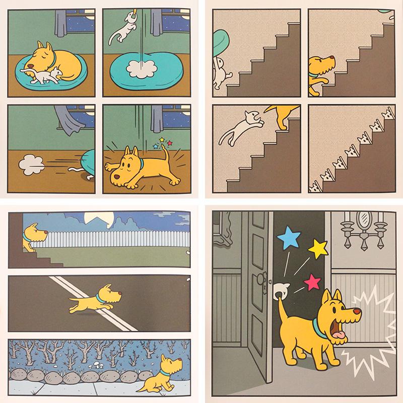 Comic-Los-vecinos-de-guau-guau-son-una-pesadilla