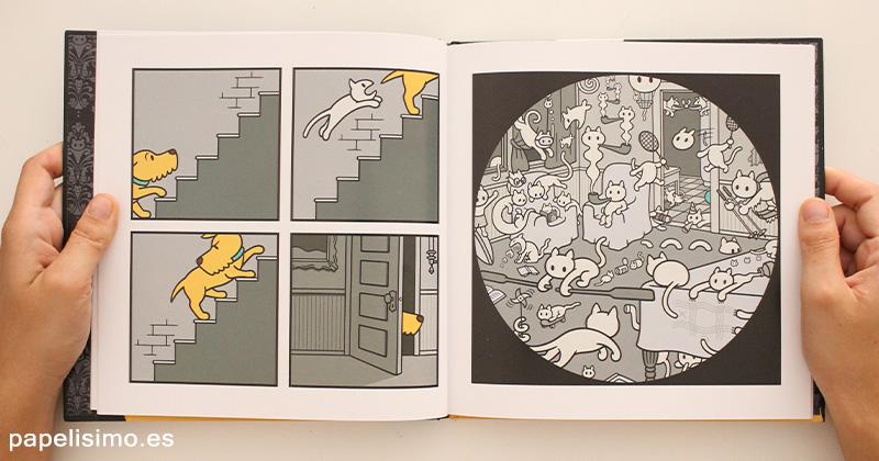 Libros-infantiles-Los-vecinos-de-guau-guau-son-una-pesadilla