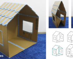 casa-de-carton-plegable-diy-folding-cardboard-house