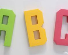letras-3d-de-papel-o-cartulina-paper-letters