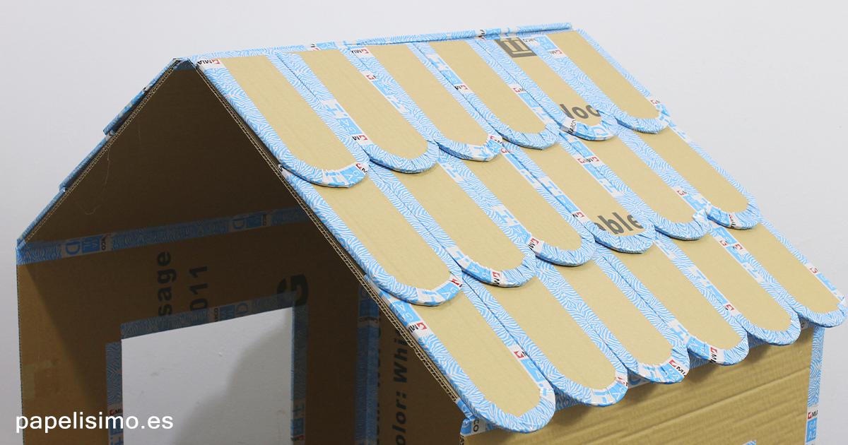 tejado-casa-de-carton-cardboard-house