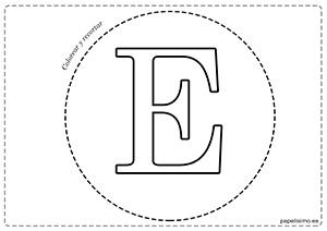 E-Vocales-para-imprimir-grandes-mayusculas