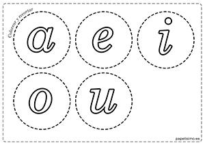 Vocales-para-imprimir-y-recortar-minúculas-AEIOU