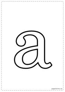 A-Abecedario-letras-grandes-imprimir-minusculas
