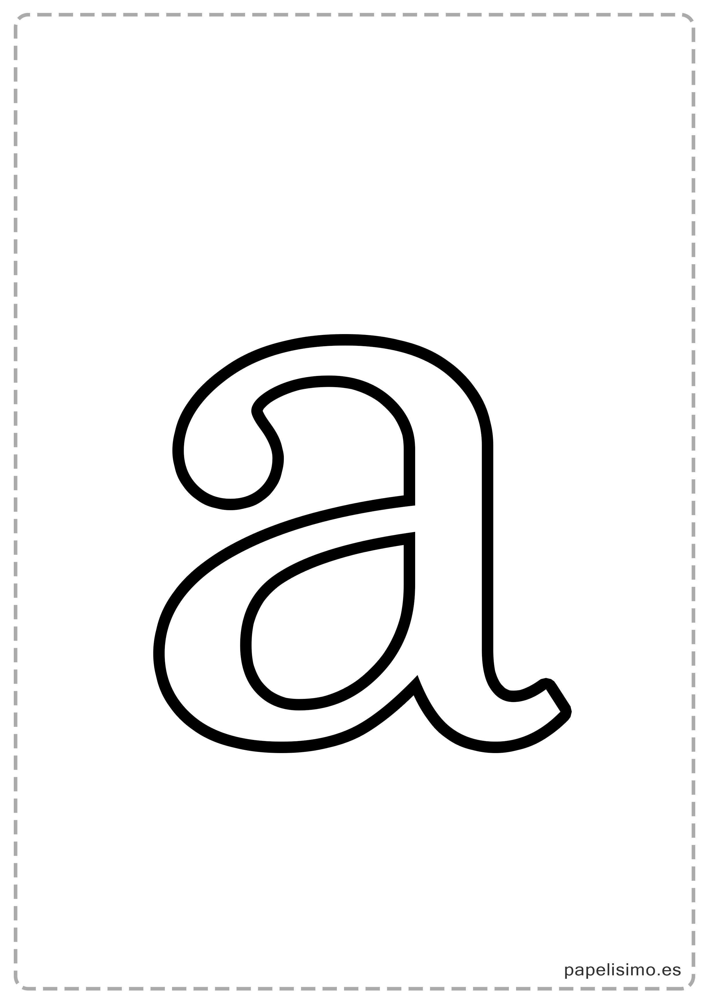 de letras del abecedario grandes letras grandes para