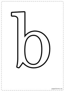 B-Abecedario-letras-grandes-imprimir-minusculas