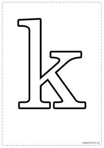 K-Abecedario-letras-grandes-imprimir-minusculas