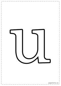 U-Abecedario-letras-grandes-imprimir-minusculas