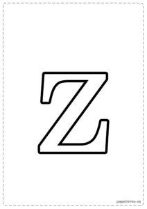 Z-Abecedario-letras-grandes-imprimir-minusculas