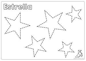 Ficha-estrellas-para-repasar-y-colorear-niños