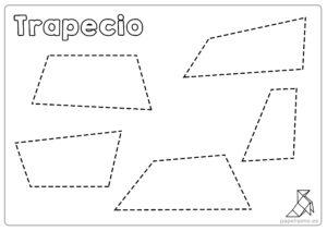 Ficha-trapecios-para-repasar-y-colorear-niños